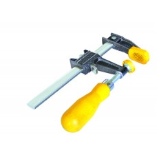 Plastic Handle F-clamp