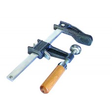 Wooden Handle F-clamp